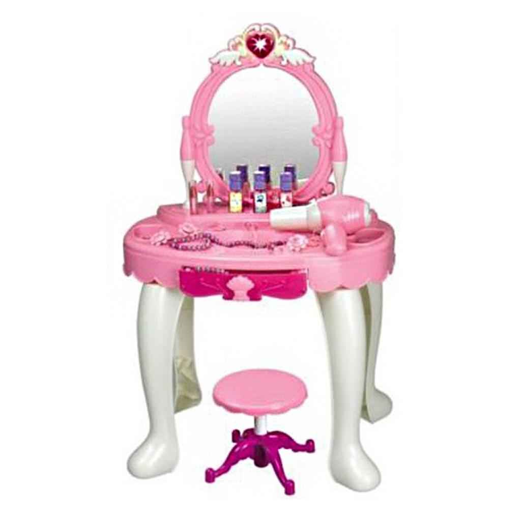 Detský kozmetický stolík Bayo príslušenstvo